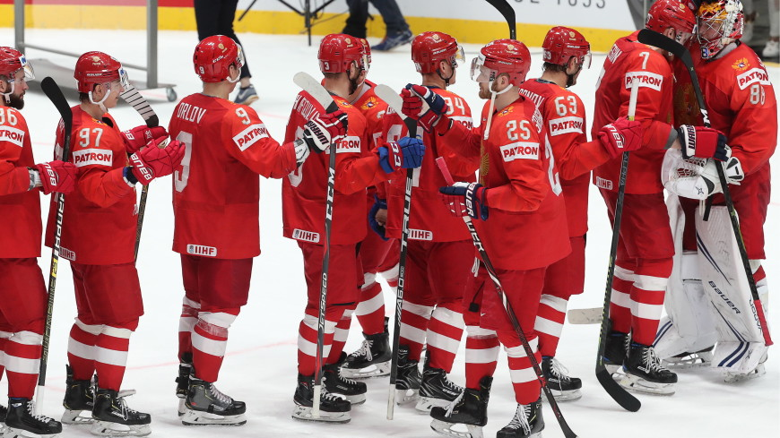 Третья победа кряду: российские хоккеисты уверенно переиграли чехов на ЧМ