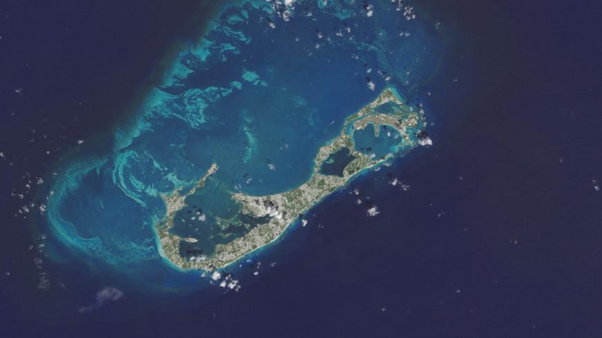 Раскрыта тайна происхождения Бермудских островов