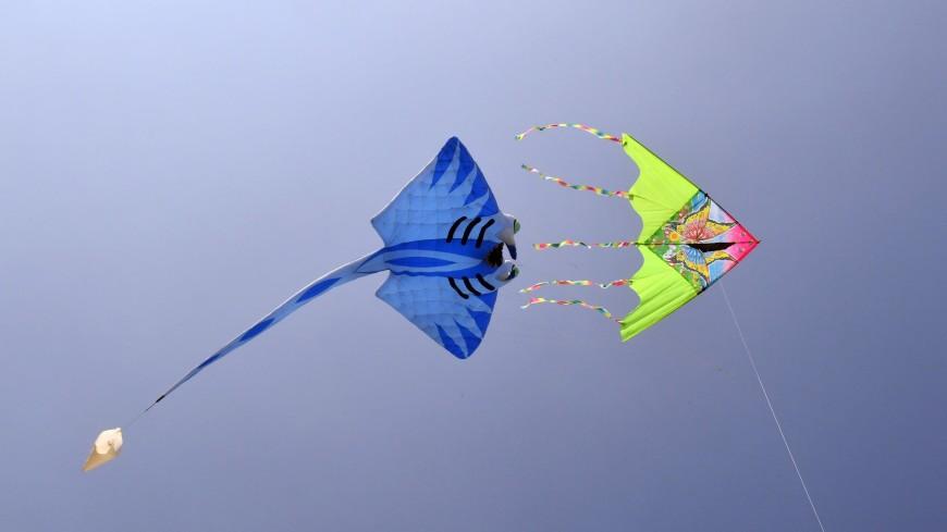В 36 регионах запустят воздушных змеев в честь перехода на «цифру»
