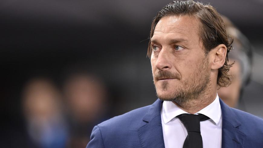 Рыцарь «Ромы»: Франческо Тотти введен в Зал славы итальянского футбола