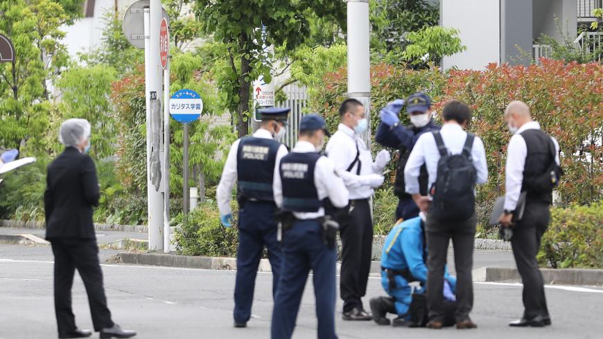 Водитель школьного автобуса пытался спасти детей из Кавасаки