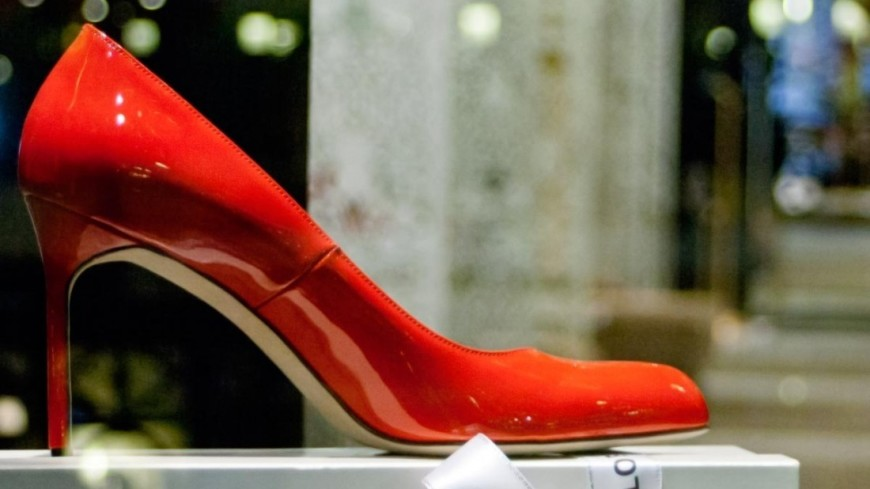 """Фото: Елена Андреева, """"«Мир 24»"""":http://mir24.tv/, каблук, туфли"""