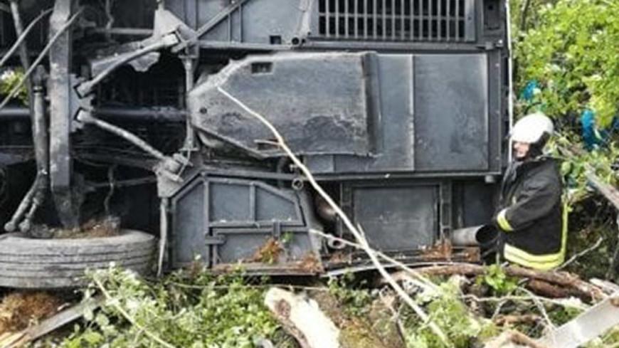 Посольство России в Италии открыло горячую линию после аварии автобуса