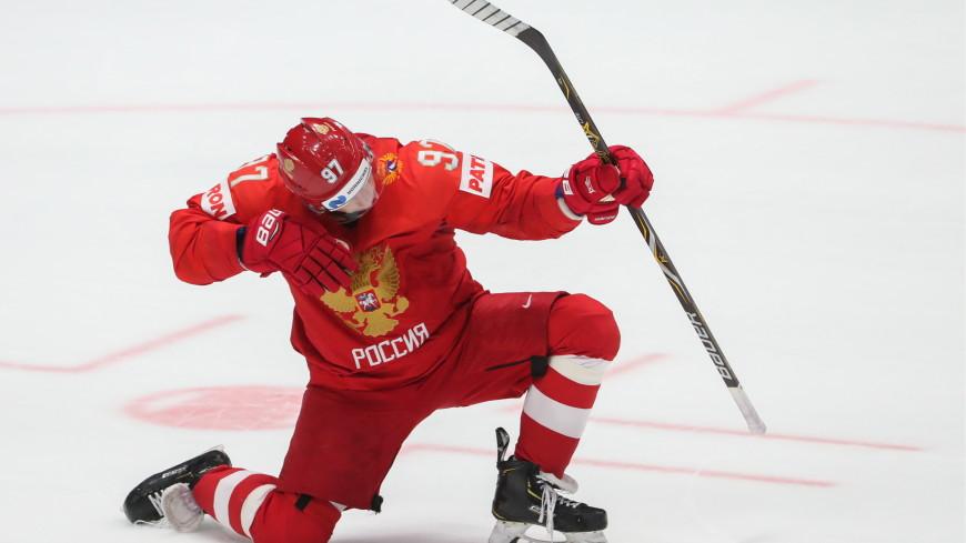 Сборная России по хоккею завоевала бронзу на чемпионате мира