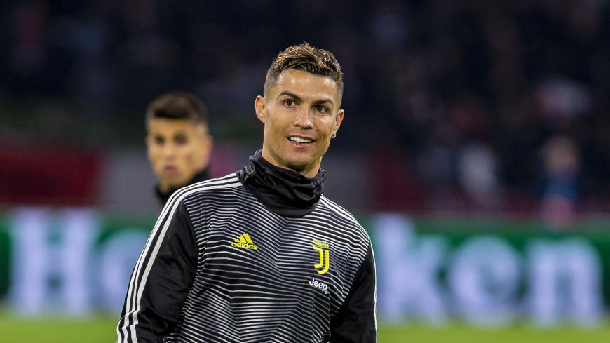 Роналду спас «Ювентус» от поражения, забив свой 100-й мяч головой