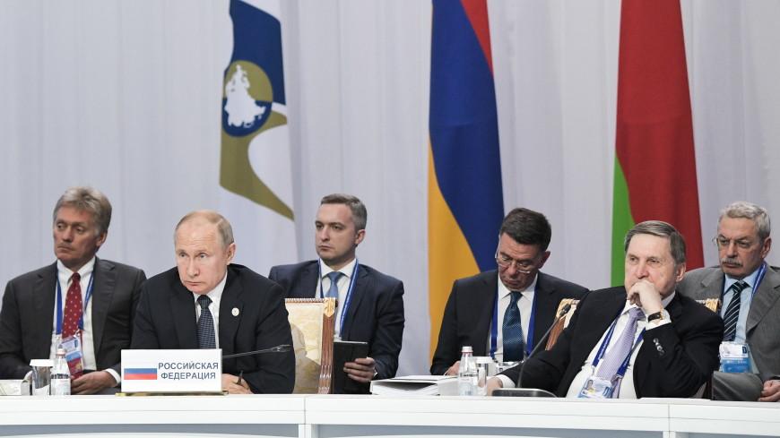 Члены ЕАЭС приняли соглашение о прослеживаемости товаров на территории союза