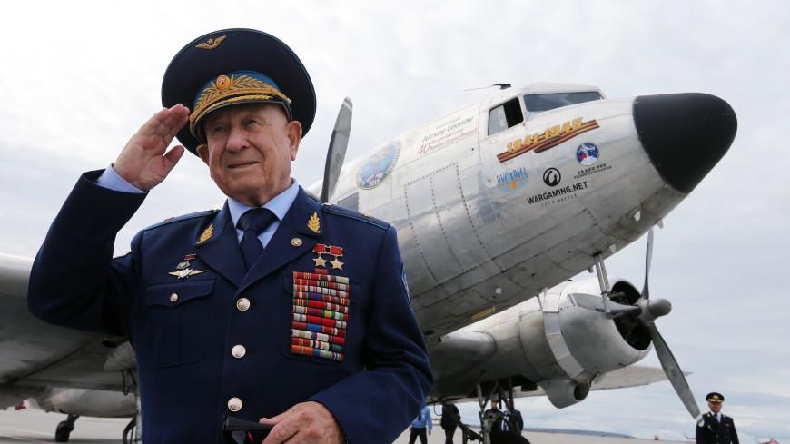 Рожденные в СССР: покорителю космоса Алексею Леонову – 85