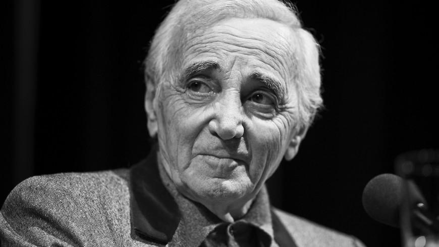 В Ереване прошел концерт в честь 95-летия Шарля Азнавура