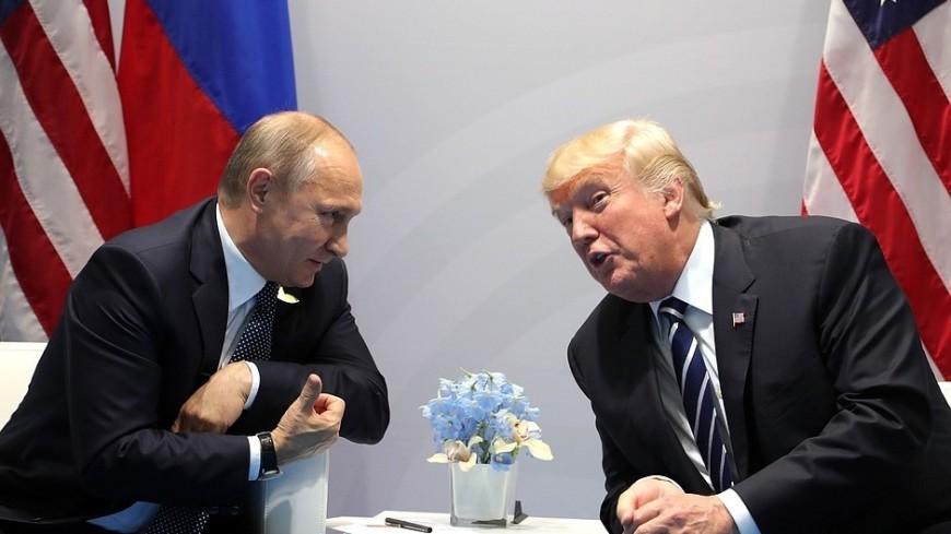 Кремль: Путин и Трамп обсудили ситуацию в КНДР, Украину и Венесуэлу