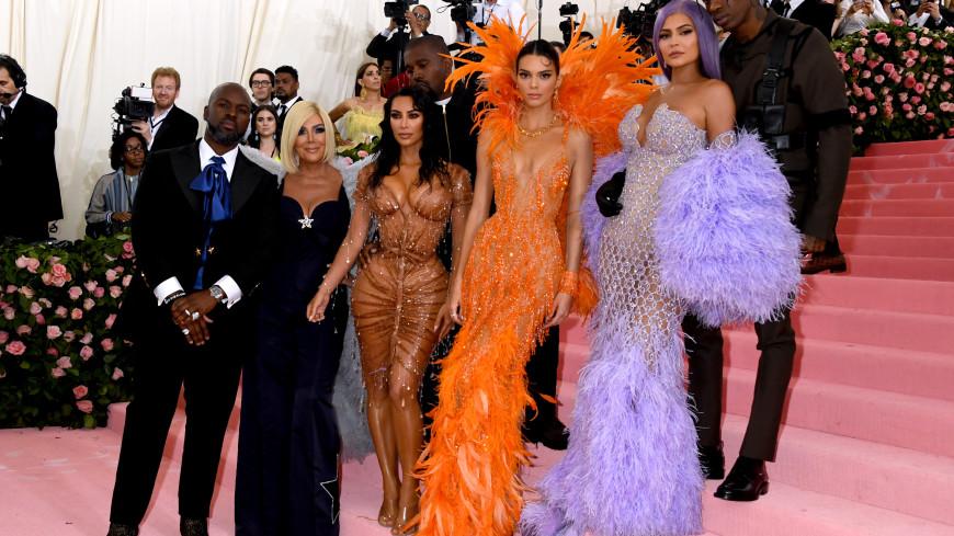 Страшно модно: в Нью-Йорке прошел бал Института костюма