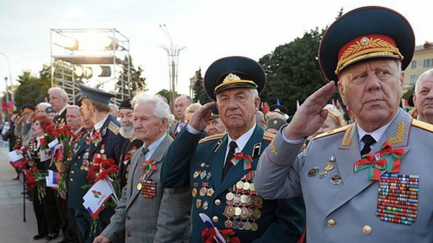 """Фото: """"Официальный сайт президента РФ"""":http://www.kremlin.ru/, ветераны"""