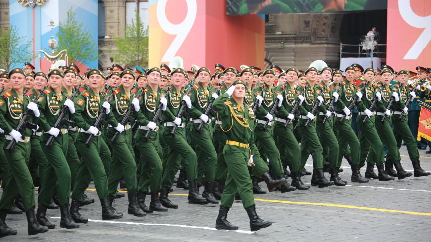 Парад Победы в Москве посетили послы Великобритании и США