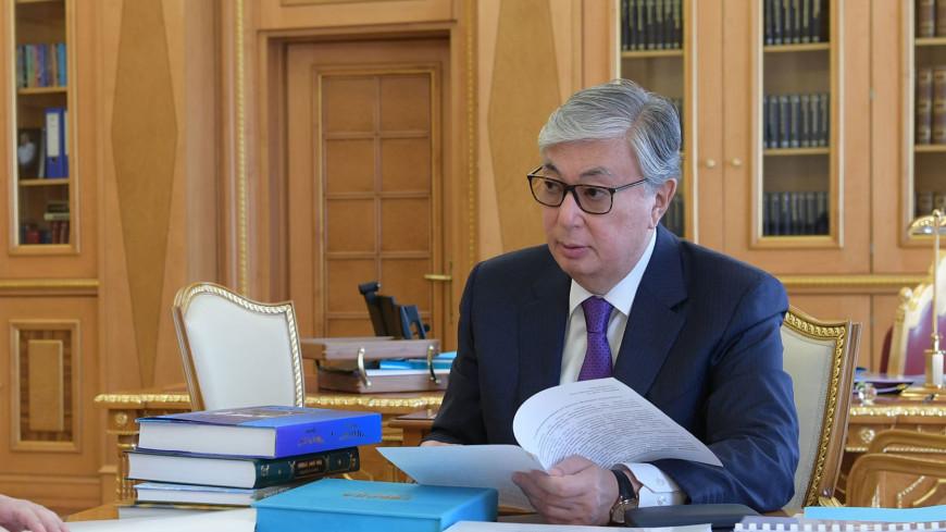 Токаев осмотрел ход подготовки к форуму под эгидой ЮНЕСКО в Нур-Султане