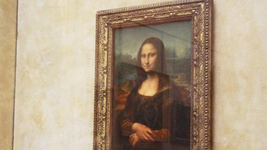 "© Фото: Елизавета Шагалова, ""МТРК «Мир»"":http://mir24.tv/, музей, лувр, мона лиза, джоконда, картина"