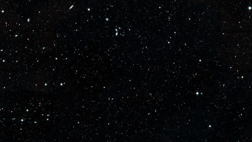 Обнародована самая детальная фотография Вселенной