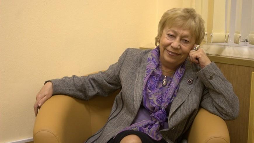 Умерла историк Наталия Басовская