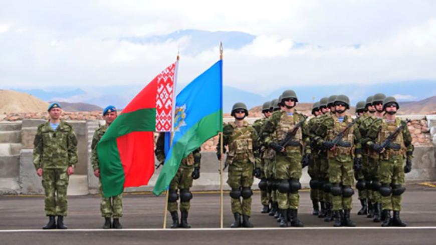 Стартовали первые совместные учения военных Узбекистана и Беларуси