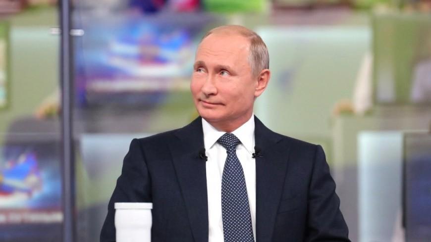 Путин рассказал, как на руках носил пожилую соседку на пятый этаж