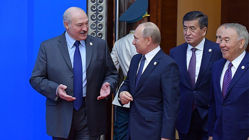 Путин и Лукашенко поручат кабминам изучить вопросы углубления интеграции