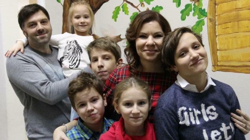 Особенные родители: история одной приемной семьи