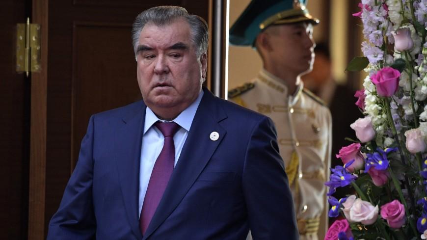 Рахмон: Таджикистан тесно связан со странами – участниками ЕАЭС