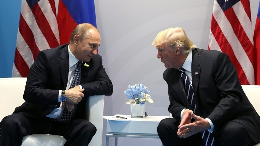 Путин готов встретиться с Трампом на G20 в Японии