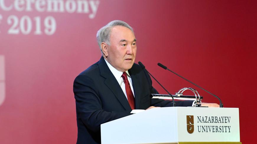 Назарбаев: Даже в отпуск не хочу никуда уезжать из Казахстана