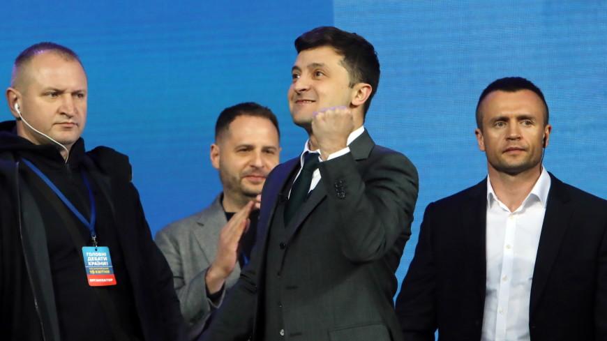 Глава Госохраны Украины рассказал о «фишечках» на инаугурации Зеленского