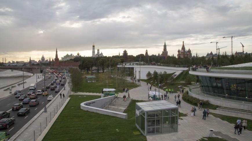 В парках Москвы летом пройдет 7,6 тысячи мероприятий