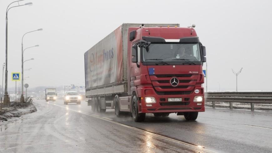 "Фото: Дмитрий Белицкий (МТРК «Мир») ""«Мир 24»"":http://mir24.tv/, перевозка, дорога, фуры, фура, автомобиль, машина, груз, грузовик, грузовая машина, грузовики"