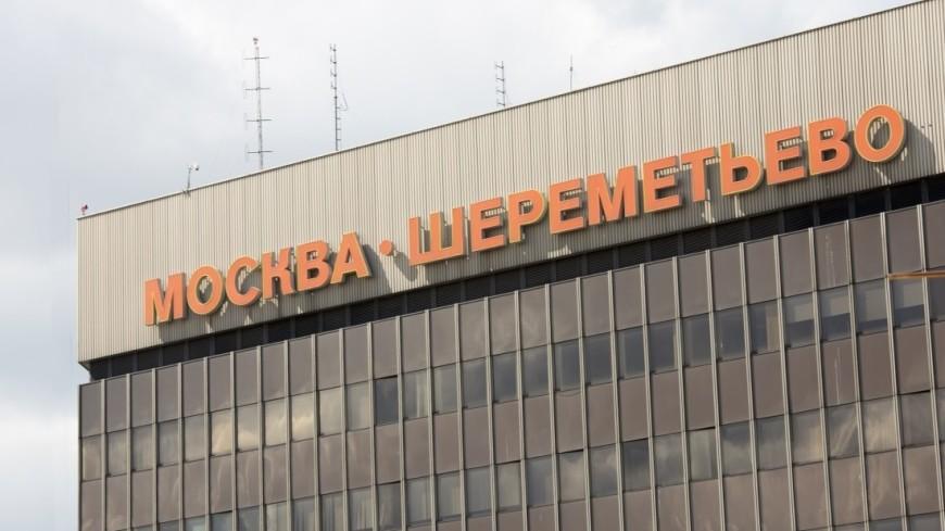Еще один SSJ-100 задержали в Шереметьеве из-за запаха гари