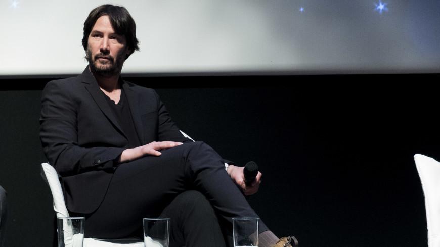 Киану Ривз стал новым лицом модного дома Yves Saint Laurent
