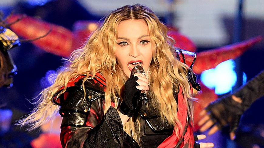 Мадонна напомнила о презумпции невиновности
