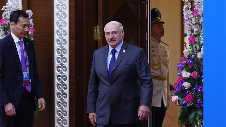 Выступление президента Беларуси Лукашенко на Высшем евразийском экономическом совете