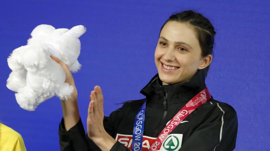 Россиянка Мария Ласицкене стала лучшей на этапе Бриллиантовой лиги
