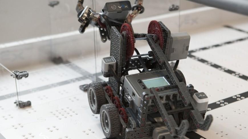 Британец изобрел робота с уникальной маневренностью