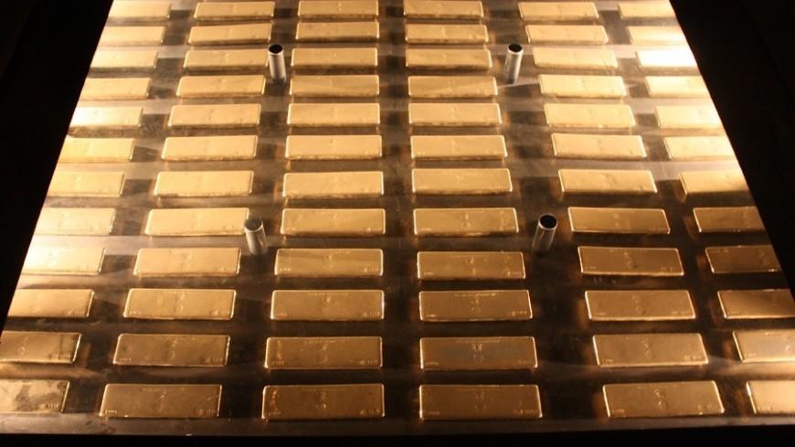 Россия стала мировым лидером по закупке золота