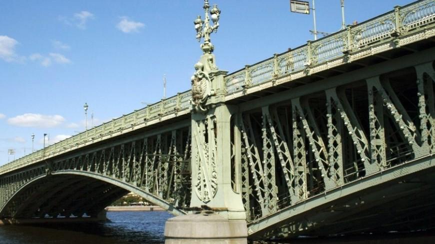 "©  Фото: Елизавета Шагалова, ""«Мир24»"":http://mir24.tv/, санкт-петербург, троицкий мост"