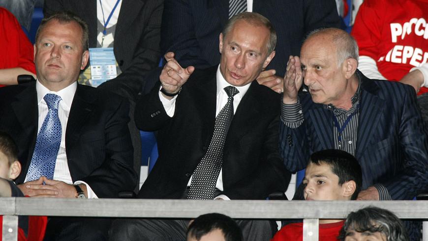 Научил бороться и побеждать: Путин – о тренере по дзюдо Анатолии Рахлине
