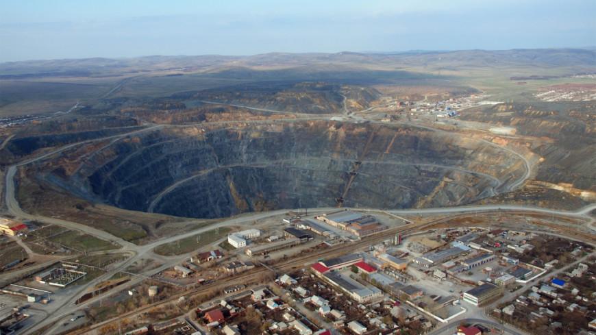 Росприроднадзор: Тление руды в Сибае ликвидируют к концу мая