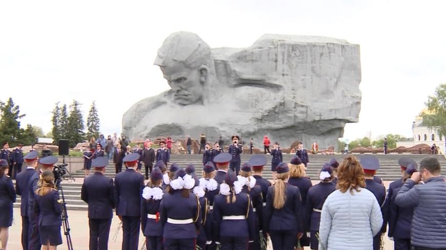 В Бресте завершилась патриотическая акция «Дорога памяти»