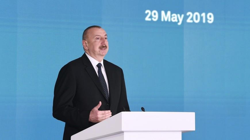 Ильхам Алиев выразил уверенность в успехе «Южного газового коридора»