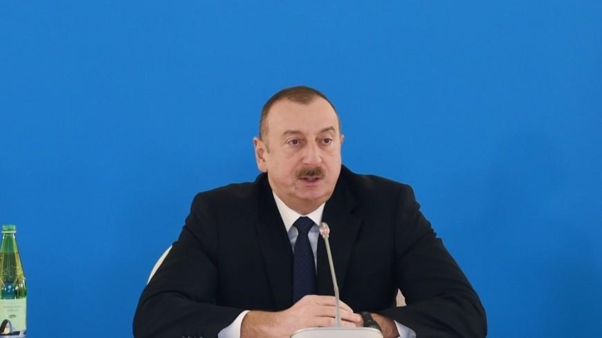 Ильхам Алиев подвел экономические итоги первого квартала 2019 года