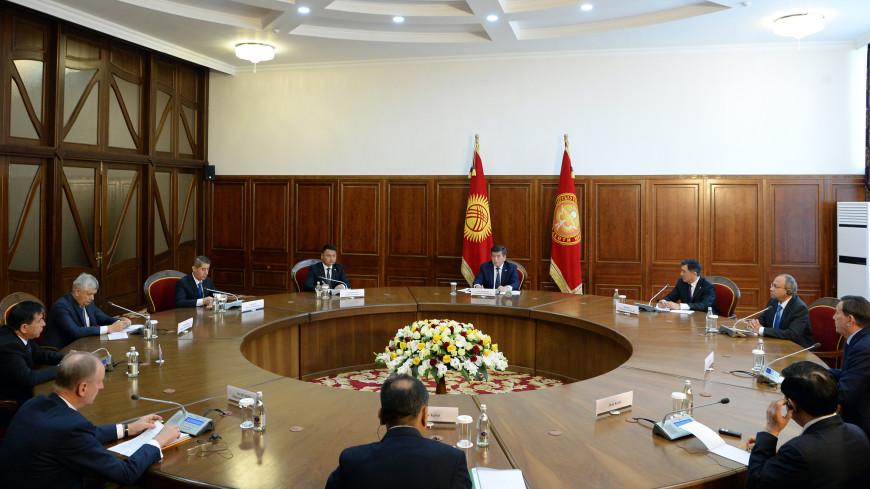 Разговор о безопасности: в Бишкеке встретились секретари совбезов стран ШОС