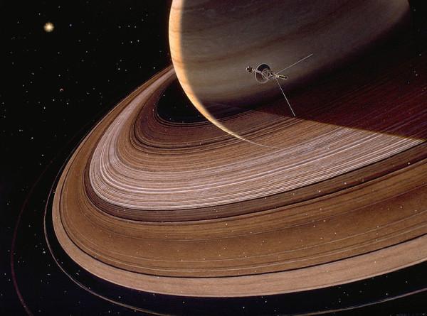 Космический странник: «Вояджер-2» передал сообщение из межзвездного пространства (ФОТО)
