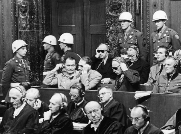 Ни капли раскаяния: последние слова обвиняемых на Нюрнбергском процессе