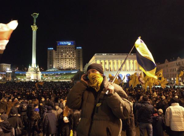 «Тебя окружала толпа, начинала орать»: корреспондент «МИРа» – о первом Майдане