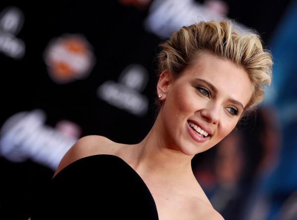 Роковая дама всея Голливуда: Скарлетт Йохансон – 35! ФОТО