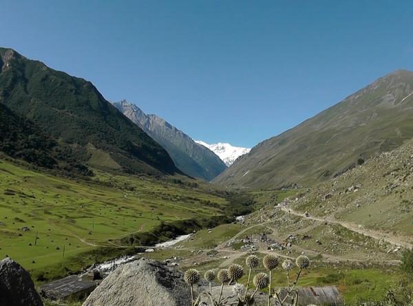 Безенги – российские Гималаи