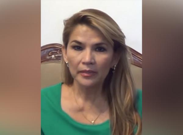 Сенатор Аньес провозгласила себя временным президентом Боливии